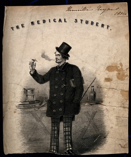 A_foppish_medical_student
