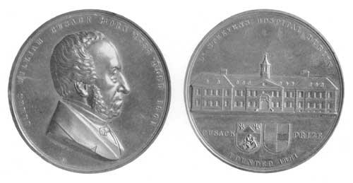 Cusack-Medal